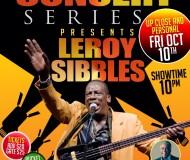 LeroySibbles Oct 10